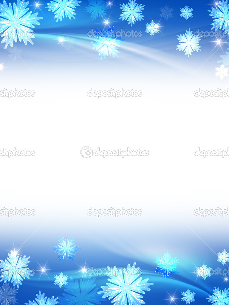 White And Blue Christmas Background White Blue Christmas