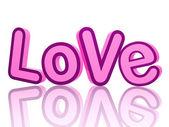 Lettere d'amore 2 — Foto Stock