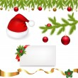 Royalty-Free Stock Imagen vectorial: Christmas Collection