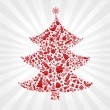 kerstboom — Stockvector  #4329343