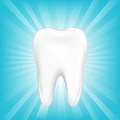 зубной символ — Cтоковый вектор