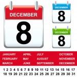 Calendar — Stock Vector #4685899