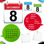 Calendar — Stock Vector #4691359
