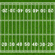 Royalty-Free Stock Vektorfiler: American Football Field