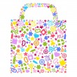 Royalty-Free Stock Vector Image: Bag For Shopping