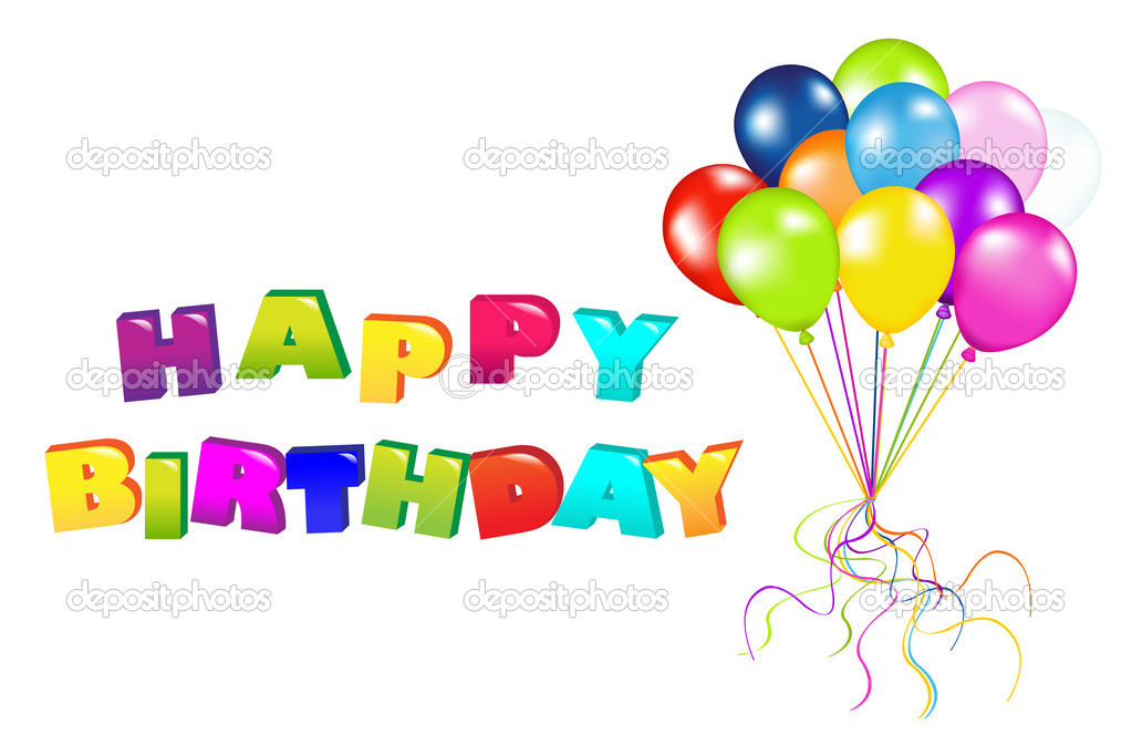 Happy Birthday — Stock Vector © adamson #4811107