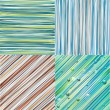 Striped Background - Image vectorielle