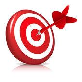 Target — Vector de stock