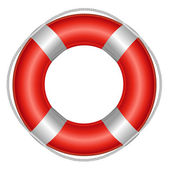 Life Buoy — Stock Vector