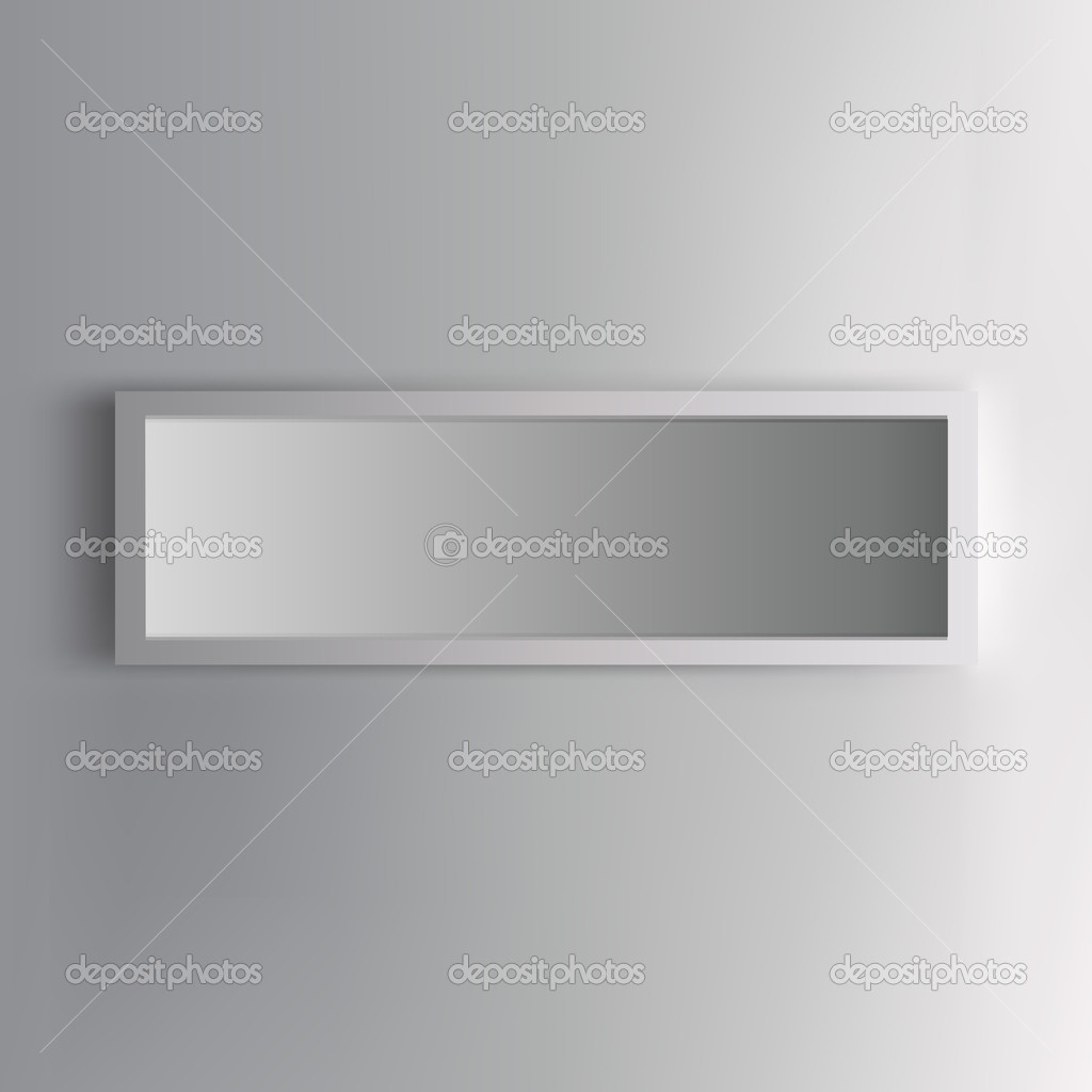 Decorative Shelf, Vector Illustration — Stock Vector #5236824