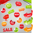 Royalty-Free Stock Vector Image: Sale Set