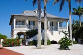 Casa de playa — Foto de Stock