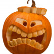 Halloween pumpkin — Stock Photo #3968998