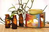 Aroma Oil Burner Still Life — Stock Photo