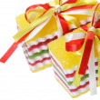 Stock Photo: Sweet Candy Jellies with Ribbons
