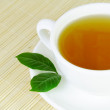 Cup of Healthy Tea — Stock Photo
