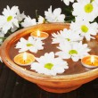 Aroma Bowl for Aromatherapy - Stock Photo