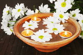 Aroma Bowl for Aromatherapy — Stock Photo