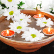 Aromatherapy Bowl - Stock Photo