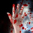 Hand Of A Killer - Foto de Stock  
