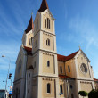 Church In Pilzen Czech Republic — Stock Photo