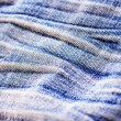 Material jeans is ideally suited for any clothes — Stock Photo #4007032