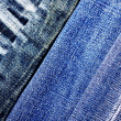 Background jeans — Stock Photo