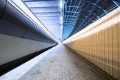 市政厅的走廊 — 图库照片
