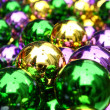 Royalty-Free Stock Photo: Color balls. bright colors background