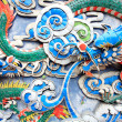 Chinese dargon sculpture — Stock Photo #4682545