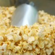 Image of pop corn closeup — Stock Photo