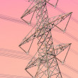 Royalty-Free Stock Photo: Transmission tower