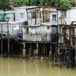 Stock Photo: Tai O, A small fishing village in Hong Kong