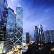 Office building at night — Stock Photo #5076647