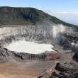 Poas Crater — Stock Photo