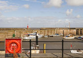 Watchet Harbour — Stock Photo