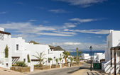 Macenas Looking towards Mojacar — Stock Photo
