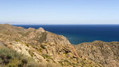 Mojacar Coastline — Stock Photo
