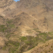 Stock Photo: Berber Village in High Atlas Mountains
