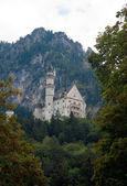 Castle Neuschwanstein — Stock Photo