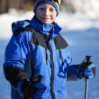 Young skier - Photo