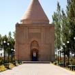 Stock Photo: Arabic Mausoleum