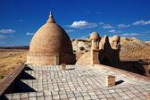Detail of arabian architecture — Zdjęcie stockowe