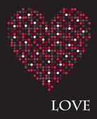 Liefde spectrum — Stockvector