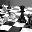 Royalty-Free Stock Photo: Checkmate