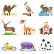 Royalty-Free Stock Vector Image: Wild animal vector
