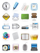 Office tools — Stock Vector
