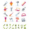 Building and Construction Tools icons — Stock Vector #5030098