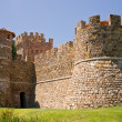 Castle Walls - Stock Photo