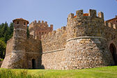Castle Walls — Foto de Stock